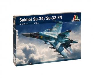 """1:72 SUKHOI SU-34 """"Fullback"""""""