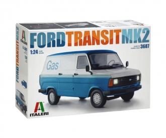 1:24 Ford Transit Mk. II