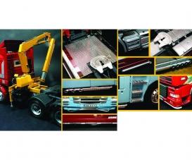 1:24 Truck Accessories Set