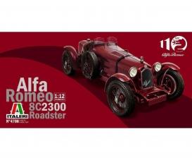 1:12 Alfa Romeo 8C/2300 1931-33