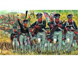 1:72 Napoleonic Wars - Russian Infantry