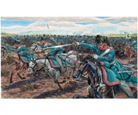 1:72 Napoleonic Wars-Prussian Cavalry