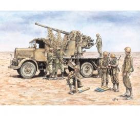 1:72 Autokanone RO3 90/53 AA Gun