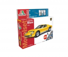 1:24 Lamborghini Miura Model Set