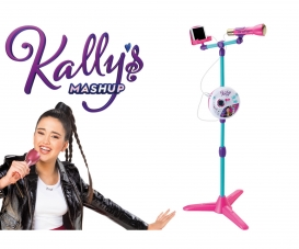 KALLY'S MASHUP MICROPHONE SUR PIED