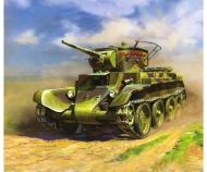 1:35 WWII Sov. leichter Panzer BT-7