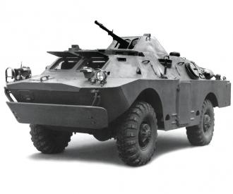 1:35 BRDM-2 Sov. arm. reconnaissance veh