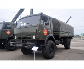1:35 Russian 2Axle Military Truck K-4326