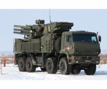 1:35 Pantsir S1 Anti Aircraft System