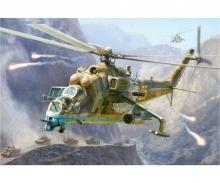 1:48 MIL Mi-24V/VP(HIND)Combat Helicopt.