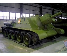 1:72 SU-122 Soviet Tank Destroyer