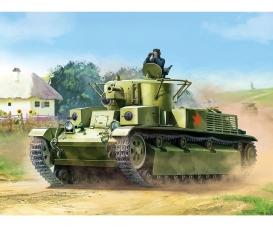 1:100 T-28 Soviet heavy tank WWII