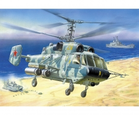 "1:72 KAMOV Ka-29""Helix-B""Russ.helicopter"