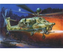 "1:72 MIL MI-28ME""HAVOC""Russ. attack heli"
