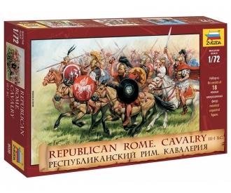 1:72 Republican Rome, Cavalry III-I B.C.