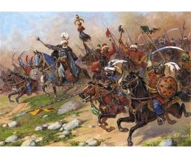 1:72 Turkish cavalry 17th century