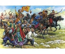 1:72 Cossacks 16th – 18th century