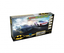 1:64 Micro Batman vs Joker Race Set Battery