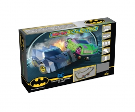 1:64 Batman vs Riddler Set Micro Sc.Bat.
