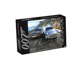 1:64 James Bond 007 Race Set Micro Sc.B.
