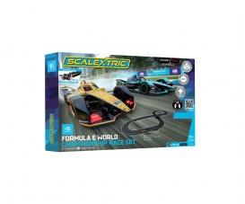 1:32 Sport Spark Plug Formula E Race Set
