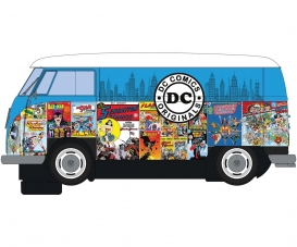1:32 VW Panel Van T1b  DC Comics 1st HD