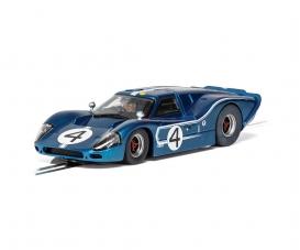 1:32 Ford GT MKIV 1967 LeMans #4 HD