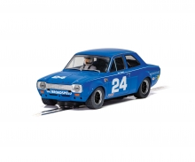 1:32 Ford Escort MK1 Daytona 1972 HD