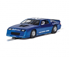 1:32 Chevrolet Camaro IROC-Z Blue HD