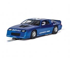 1:32 Chevrolet Camaro IROC-Z Blue HD