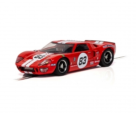 1:32 Ford GT40 Rot #83 HD