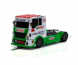 1:32 Racing Truck - Rot/Grün/Weiß SR
