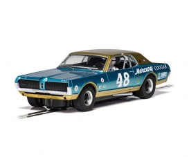1:32 Mercury Cougar No.48 HD
