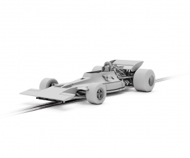 1:32 Tyrrell 001 Canadian GP70 HD
