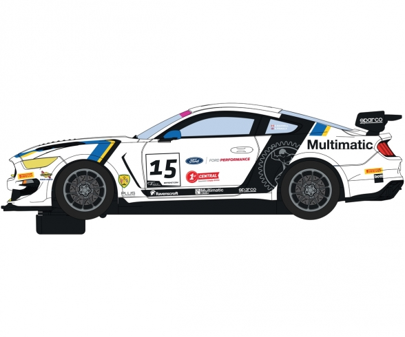 1:32 Ford Mustang GT4 Brit. #15 GT19 HD