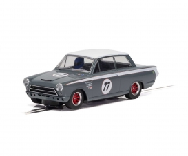 1:32 Ford Lotus Cortina JRT Jordan #77HD