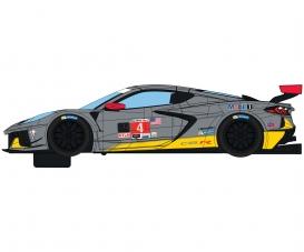 1:32 Corvette C8R Daytona '20 Grau #4 HD