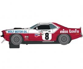 1:32 Chrysler Hemicuda Spa 1973 HD