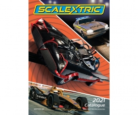Scalextric 2021 Catalogue