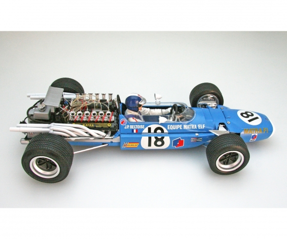 1:12 1968 MS11 British GP