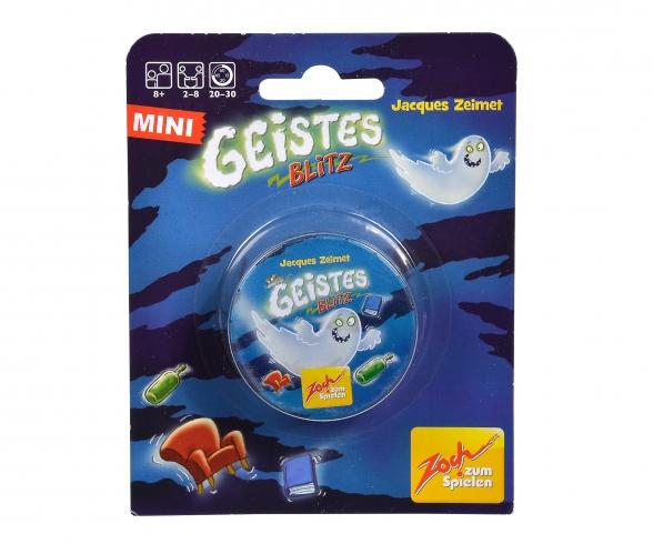 Mini Ghost Blitz (in Metall TW)