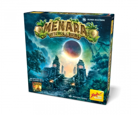 Menara - Rituals & Ruins