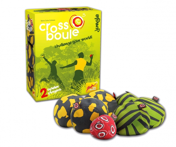 "Crossboule ""jungle"""