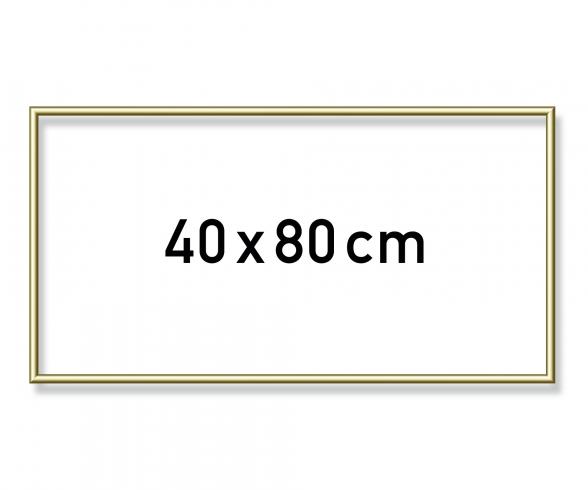Alurahmen 40 x 80 cm