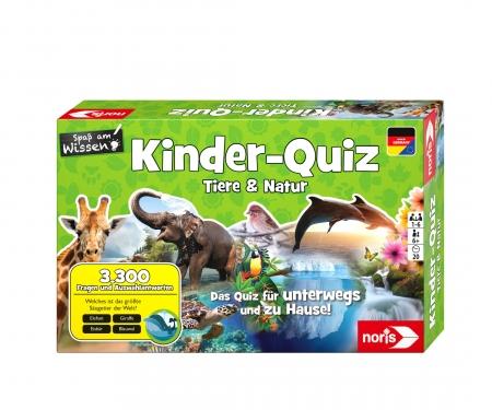 Kinderquiz - Tiere & Natur