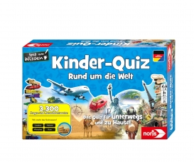 Kids quiz around the world