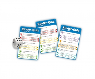 Kids quiz around the world