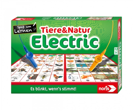 Electric Animal and Nature