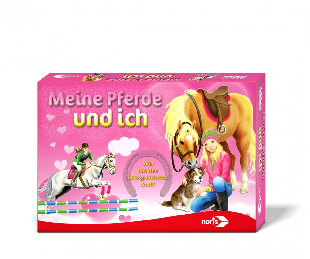 Pferde Kinderspiele