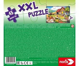 XXL Puzzle Urlaub auf dem Bauernhof